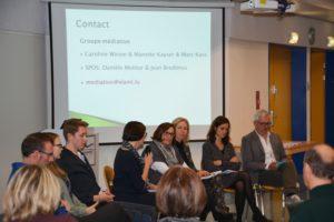 AG APELAM 2016 & conférence sur le mobbing
